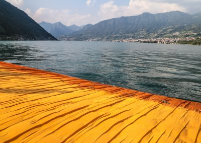 FLOATING PIERS III
