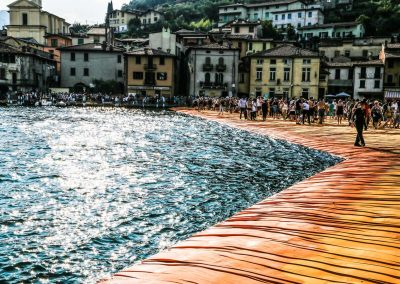 FLOATING PIERS IV