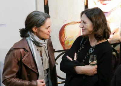 Kathrin Merder, Angelika Esswein