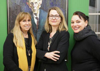 Heike Jack, Annekatrin Klepsch, Simone Löwe