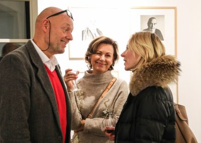 Jean Noel Schramm, Frau Schramm, Fanny Francke