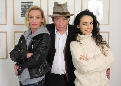 Petra Hanisch, Holger John, Lidia Valenta
