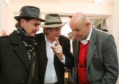 Manaf Halbouni, Holger John, Jean Noel Schramm