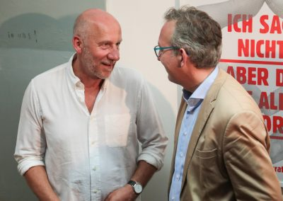 Michael Wiedemann, Dr. Roland Löffler