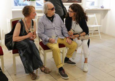 Conny Melzer, Rainer Flechsig, Albertine Flechsig