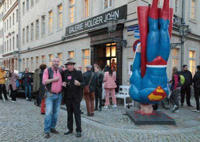 Oliver Estavillo, Holger John, Superman