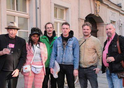 Holger John, Monika Dahlberg,  Alexander Endrullat,  Matti Schulz, Nicolás Dupont, Oliver Estavillo